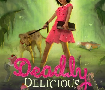 Cake Eating Zombies? A Review of DEADLY DELICIOUS By K. L. Kincy