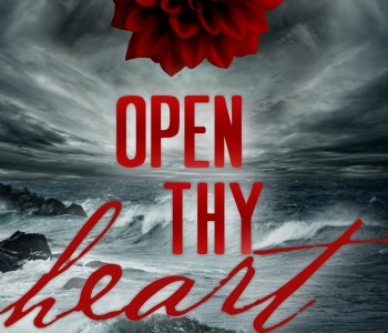 OPEN THY HEART by Jessica Brooks Cover Reveal and Giveaway