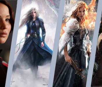 Once Upon a GIF – BADA$$ Female Characters