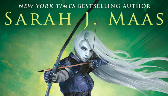 HEIR OF FIRE by Sarah J. Maas — A Review