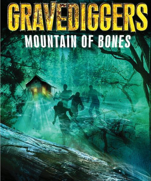 A Review of GRAVEDIGGERS: MOUNTAIN OF BONES by Christopher Krovatin