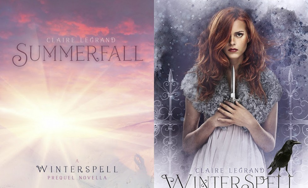 SUMMERFALL by Claire Legrand Teaser and Giveaway