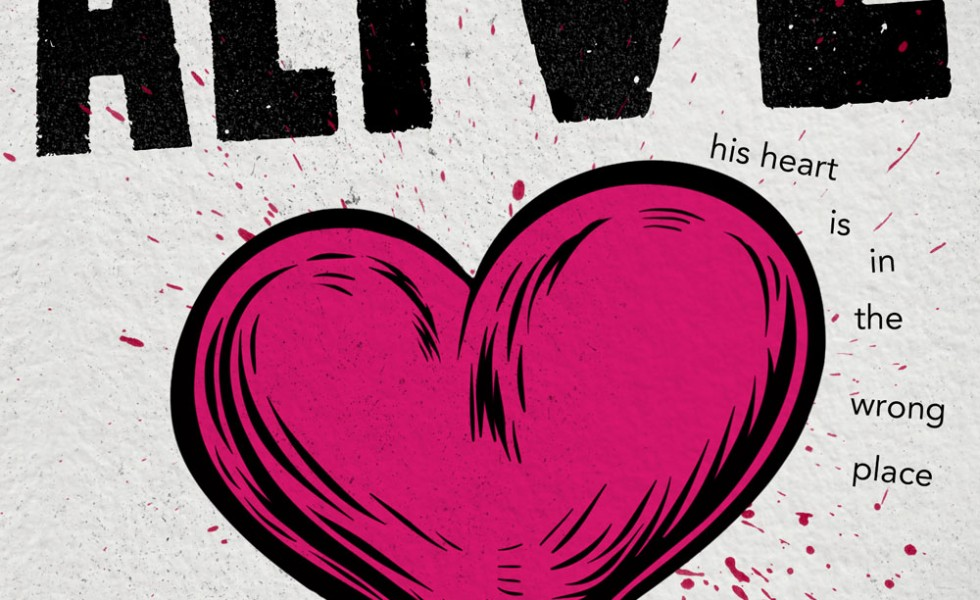 ALIVE by Chandler Baker Cover Reveal and Galley Giveaway