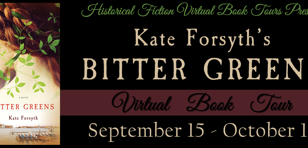 BITTER GREENS by Kate Forsyth — A Review + Giveaway