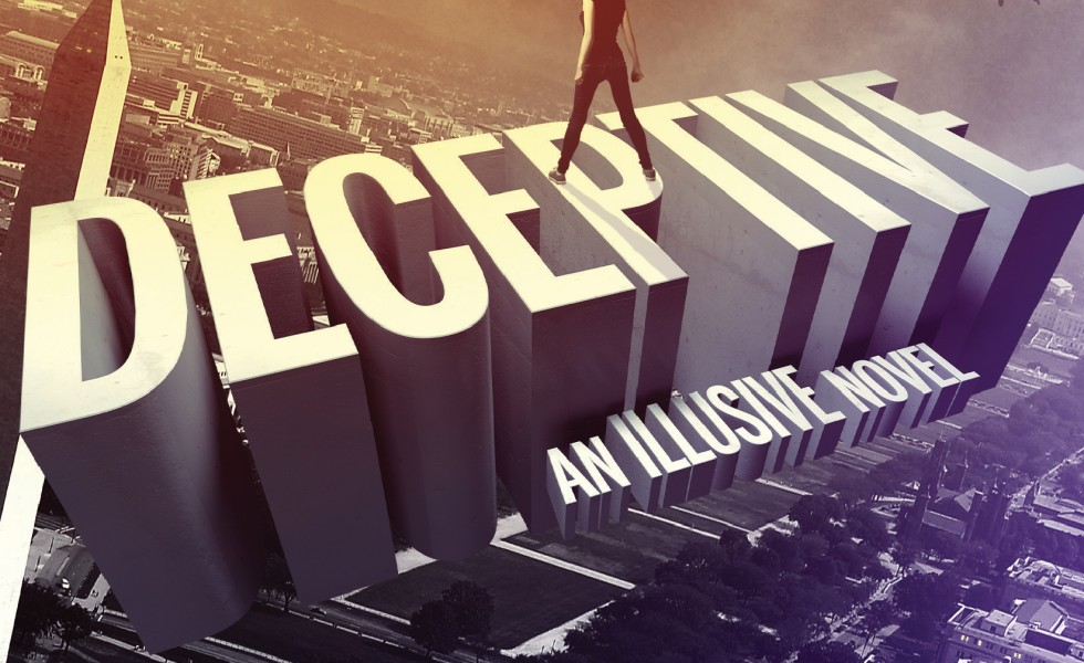DECEPTIVE by Emily Lloyd Jones Cover Reveal and Galley Giveaway