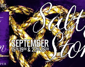 Interview with Kendall Kulper, Author of SALT & STORM—Plus Giveaway