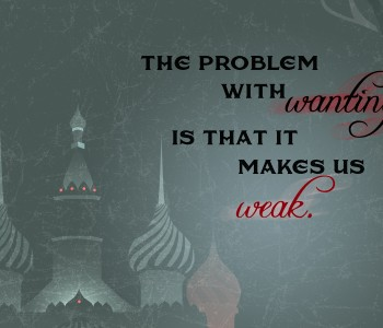 Quote Candy #4: Download a Free SHADOW & BONE Wallpaper