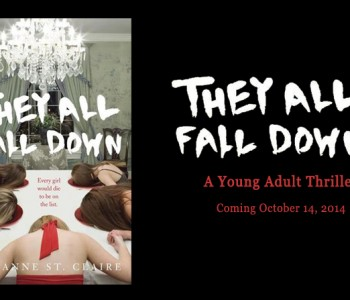 Q&A with Roxanne St. Claire, Author of THEY ALL FALL DOWN + Giveaway