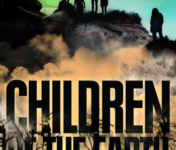 CHILDREN OF THE EARTH by Anna Schumacher—Cover Reveal + Giveaway