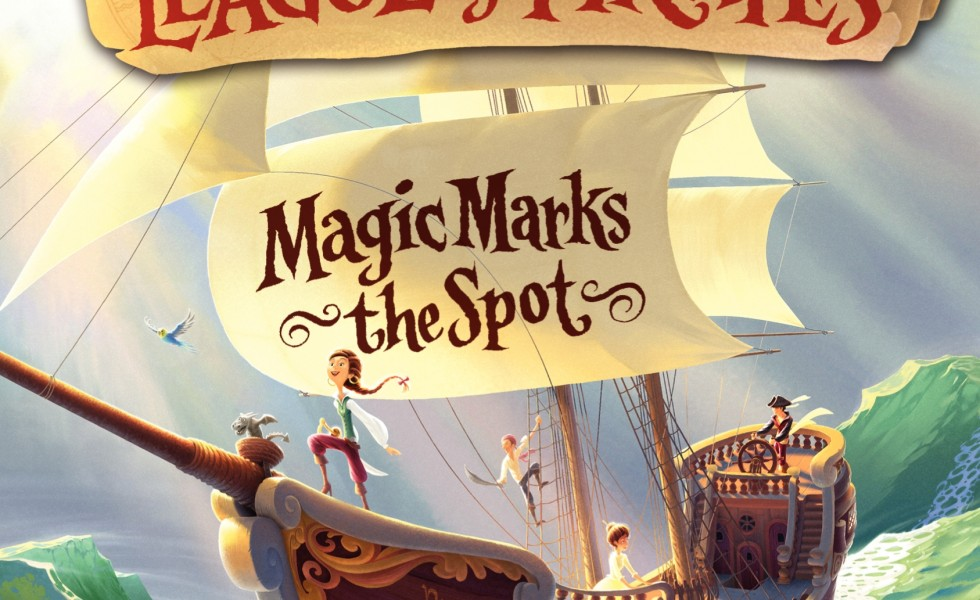 THE VHNLP:  MAGIC MARKS THE SPOT by Caroline Carlson — A Review