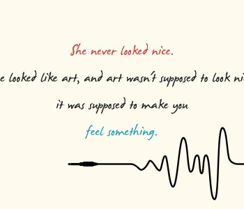 Quote Candy #11: Download a Free ELEANOR & PARK Wallpaper