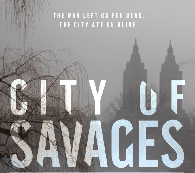 Q&A with Lee Kelly, Author of CITY OF SAVAGES—Plus Giveaway