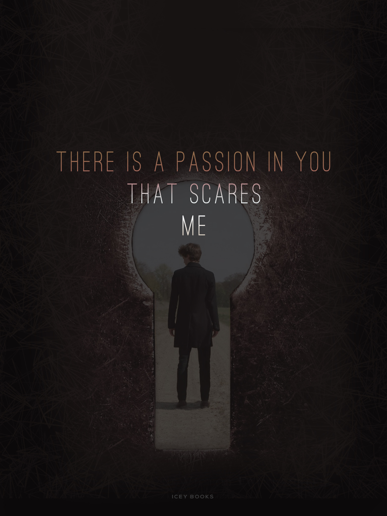 Quote Candy 21 Download A Wallpaper For THIS DARK ENDEAVOR