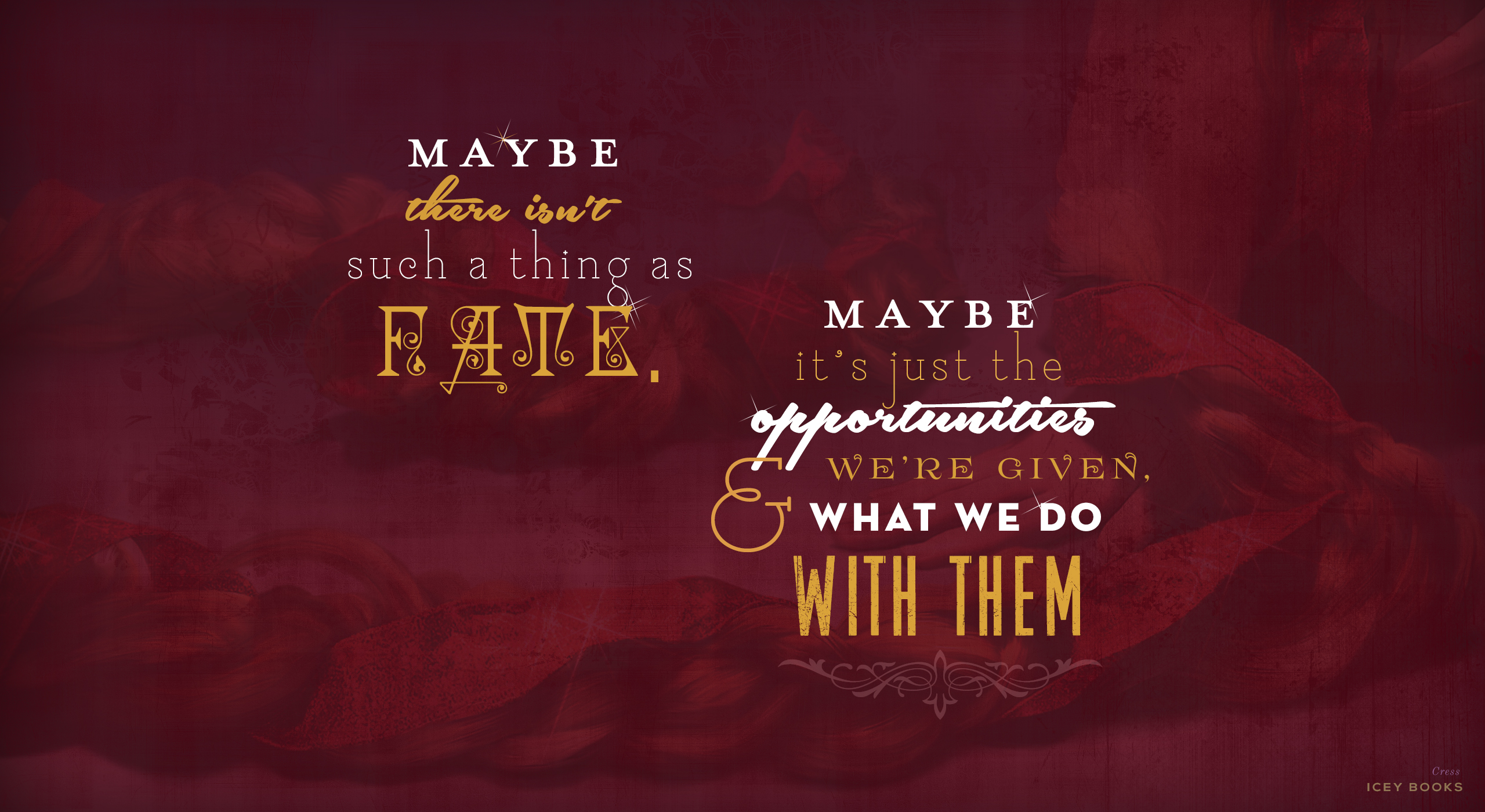 Quote Candy 47 Download A Wallpaper For Cress By Marissa Meyer