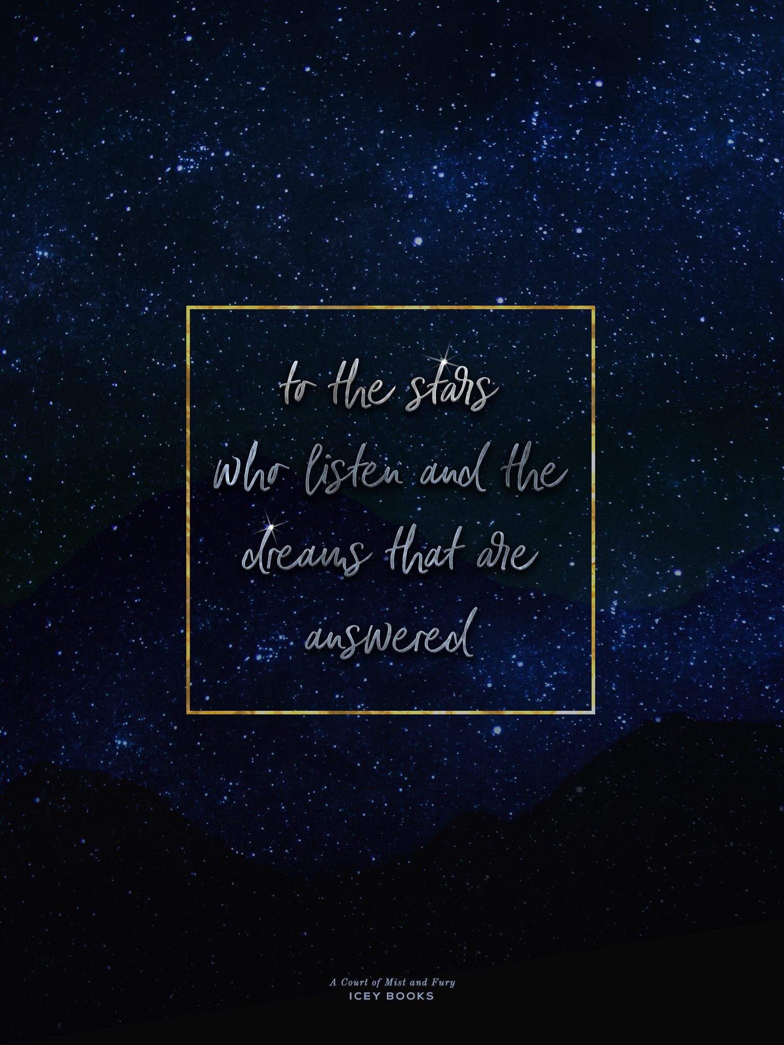 Quote Candy 55 Download A Wallpaper For A Court Of Mist And Fury