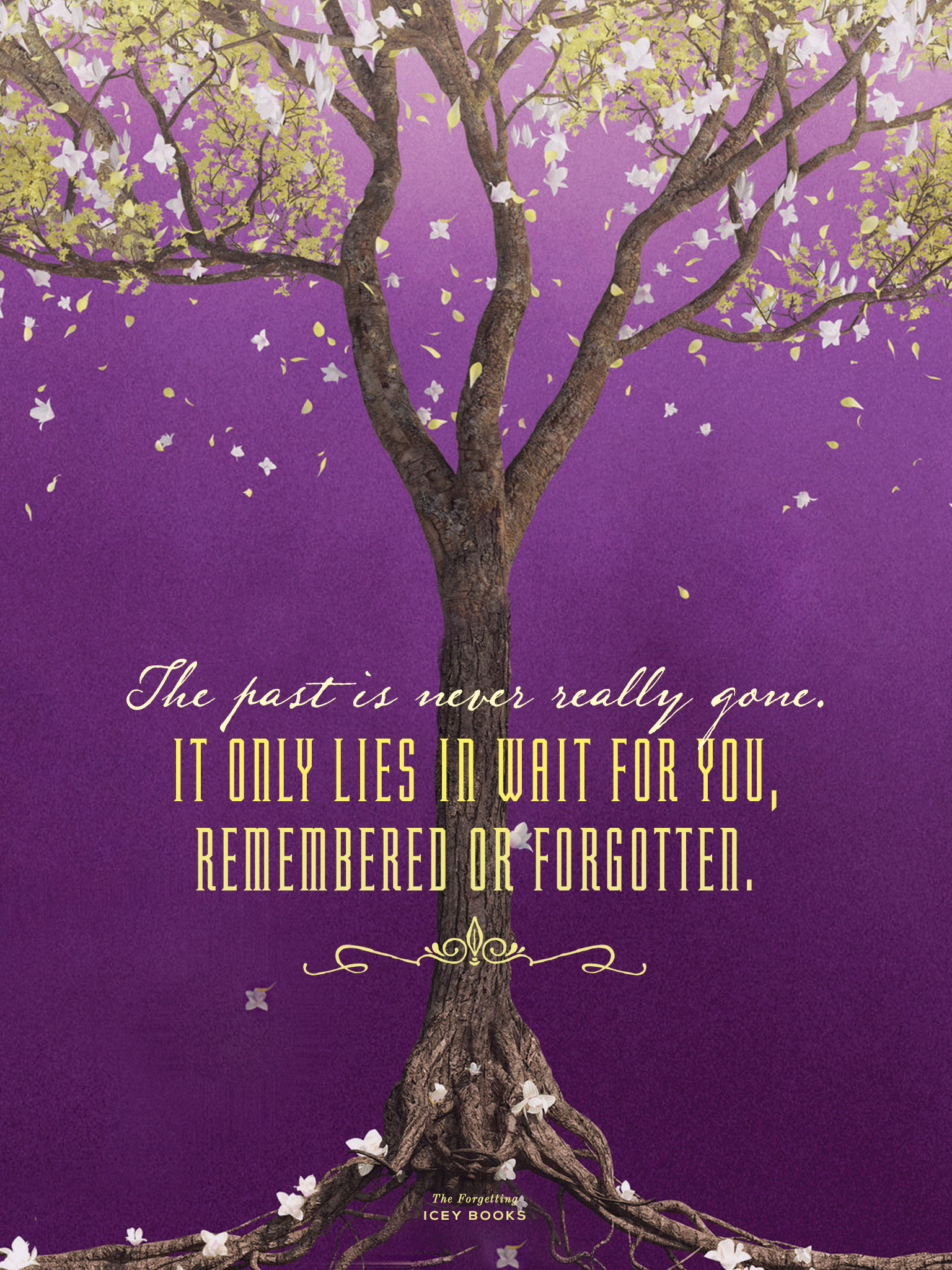 Quote Candy (#57): Download a Wallpaper for THE FORGETTING ...