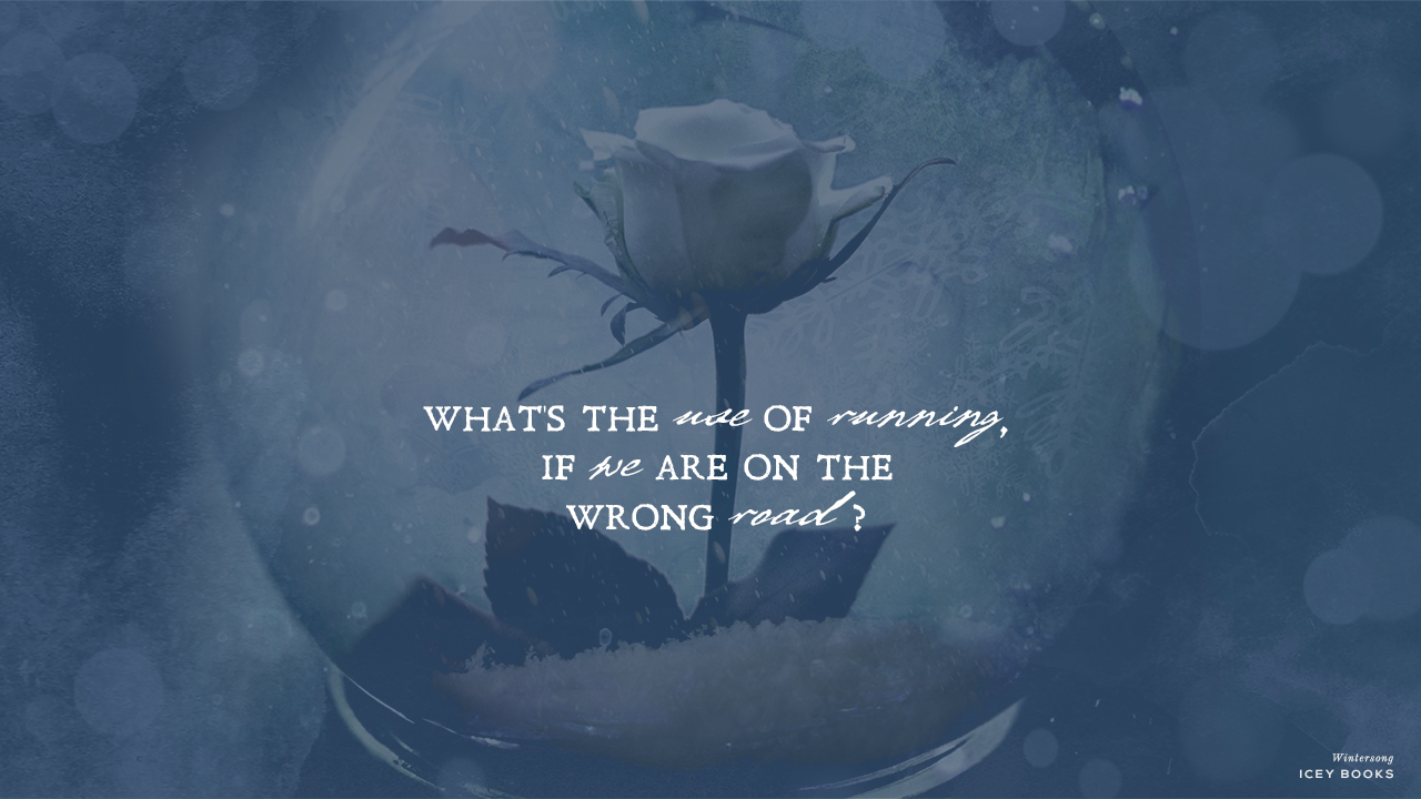 WINTERSONG Wallpaper